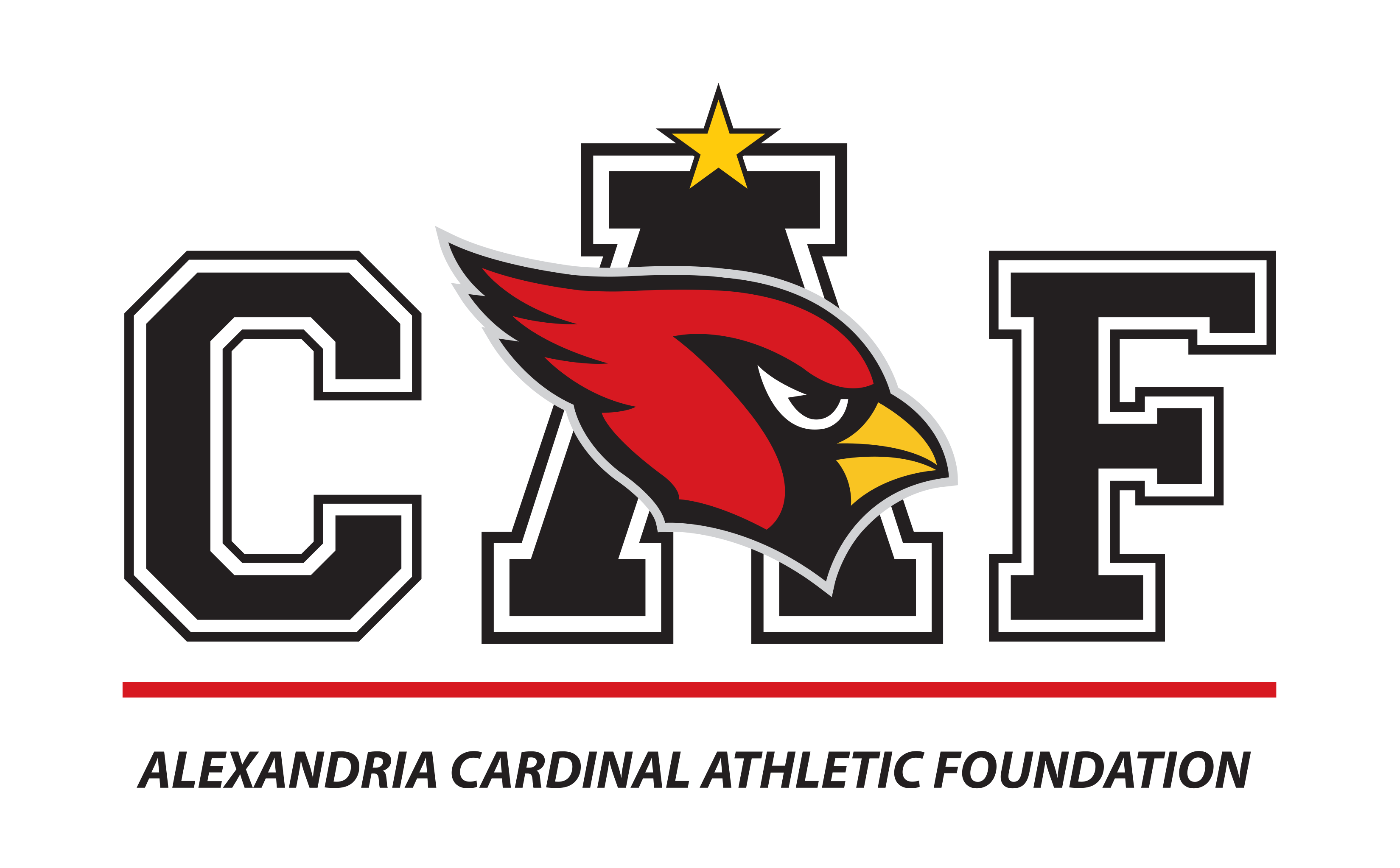 Cardinal Athletic Foundation Logo - Full Color