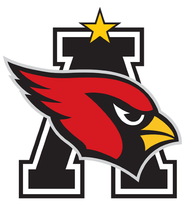 Alexandria Athletic Cardinal Foundation logo